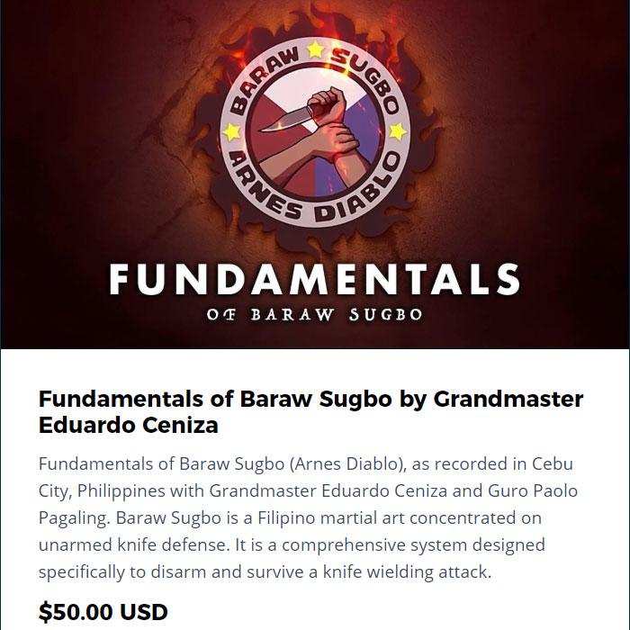 Baraw-Sugbo-Fundamentals