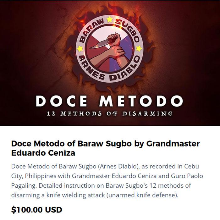 Baraw-Sugbo-Metodo